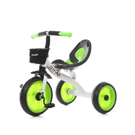 Chipolino Strike tricikli - Green 2020