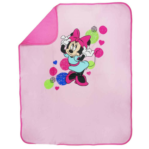 Disney Minnie pamut babatakaró (70x90)