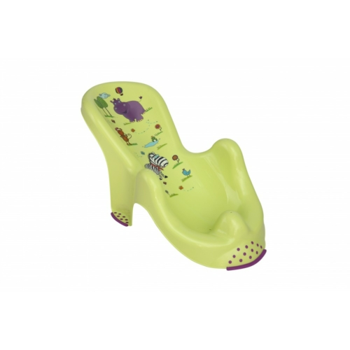 Lorelli babatartó műanyag - Hippo - Zöld