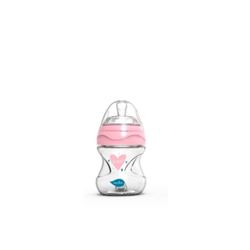 Nuvita Collection cumisüveg 150ml - rózsaszín - 6011