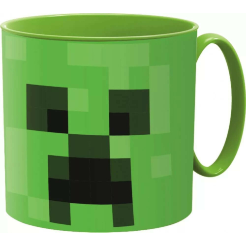 Minecraft bögre, műanyag, 265ml