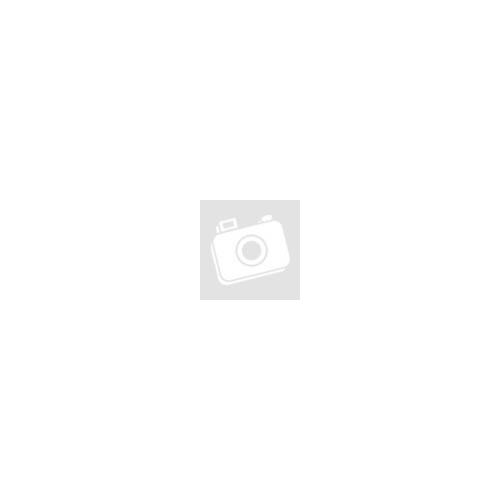 Lorelli MiniMax kombi ágy 72x190 - White & Blue Elm / Fehér & Kék csíkozás