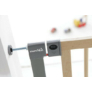 Kép 4/5 - Munchkin Designer Easy Close biztonsági rács