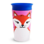 Kép 1/4 - Munchkin Miracle 360 itatópohár 266ml - Wild Love Fox