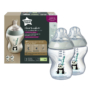 Kép 2/3 - Tommee Tippee Közelebb a természeteshez BPA-mentes cumisüveg 260ml duo
