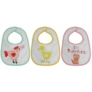 Kép 2/4 - Baby Care 7db-os előke, mintás